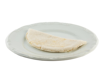 Tapioca. Brazilian cassava Snack