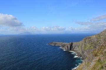Die Küste von Irland