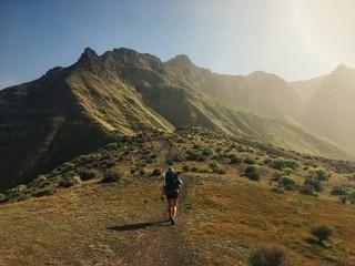 hiking carol