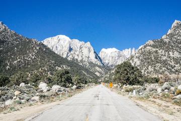 Mt Whitney portal, California