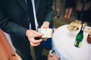 not original money in hand