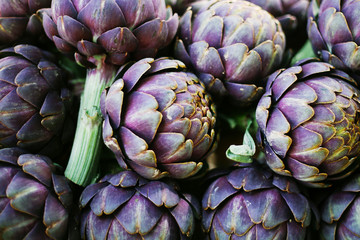 Artichokes for sale