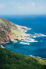 Mediterranean Island Shoreline
