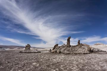 Adventure in the Desert around San Pedro de Atacama, Chile.