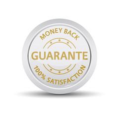 Guarantee icon. Guarantee rubber stamp. Vector Guarantee stamp. Guarantee Grunge stamp. Roter stempel.