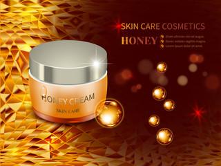 beauty honey cream