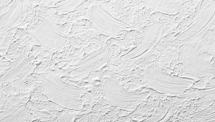 The texture of the paint is white with a pattern. Background with divorces for various purposes.