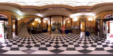 Palacio de Mora Claros. (Centro de día de la tercera edad)