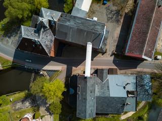 Alte Papierfabrik, Mühle Findenwirunshier