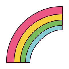 rainbow icon image
