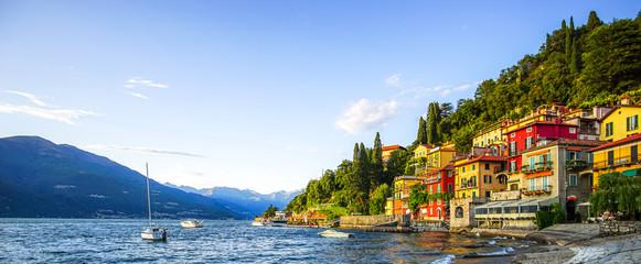 Panorama Varenna, Lake Como Italy