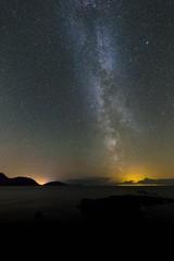 Nairbyl Bay by night Portrait