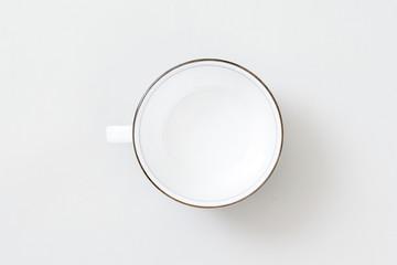 陶器(ガラス)のスープカップ