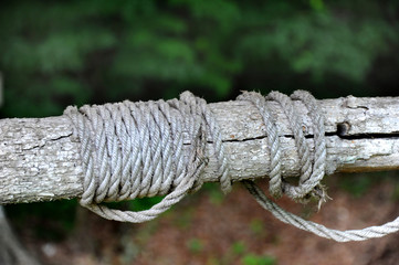 Bound by Old Rope