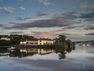 Evevining at Kinsale, Co.Cork,Ireland.