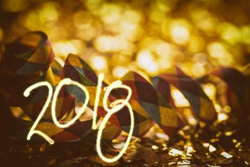 2018 Neujahr Silvester