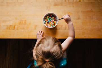 Breakfast of Toddlers