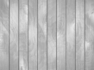 White wood vector illustration. Wooden background, light textured pattern, white oak. White and grey light wooden grunge desk.