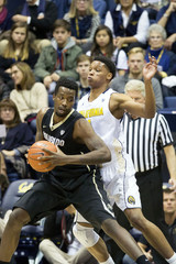NCAA Basketball: Colorado at California