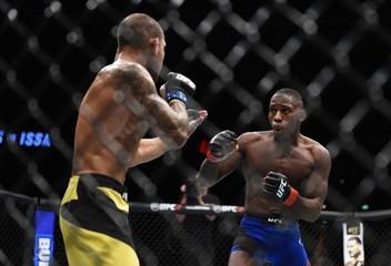 MMA: UFC Fight Night-Lapilus vs Issa