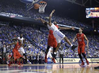 NCAA Basketball: New Jersey Tech at Kentucky
