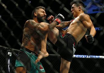 MMA: UFC 201- Francisco vs Perez
