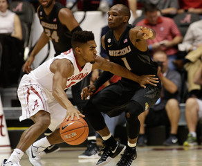 NCAA Basketball: Missouri at Alabama