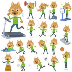 animal dog man_Sports & exercise