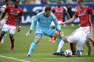 MLS: FC Dallas at Los Angeles Galaxy