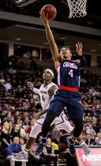 NCAA Basketball: Mississippi at South Carolina