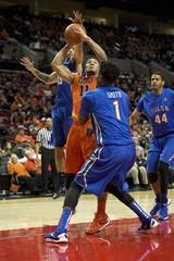 NCAA Basketball: Tulsa at Oregon State