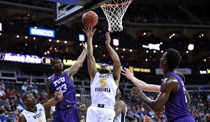 NCAA Basketball: Big 12 Conference Tournament-West Virginia vs TCU