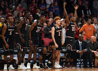 NCAA Basketball: NCAA Tournament-East Regional-South Carolina vs Florida