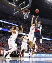 NCAA Basketball: NCAA Tournament-Second Round-Utah vs Gonzaga