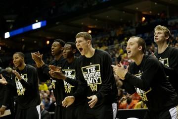 NCAA Basketball: NCAA Tournament-2nd Round-Michigan vs Wofford