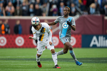 MLS: Los Angeles Galaxy at Minnesota United FC