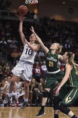 NCAA Womens Basketball: West Coast Conference Tournament-Saint Mary's vs San Francisco