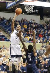 NCAA Basketball: Rice at Pittsburgh