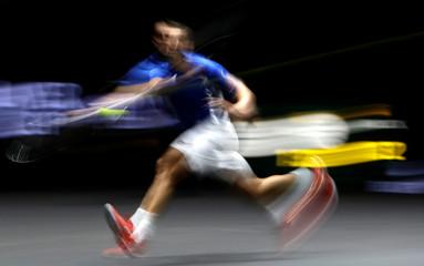 Tennis - Laver Cup - 1st Day - Prague, Czech Republic
