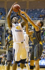 NCAA Basketball: Bethune-Cookman at West Virginia