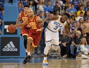 NCAA Basketball: Southern California at UCLA