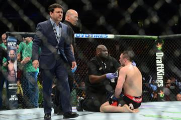 MMA: UFC Fight Night-Anderson vs Villante