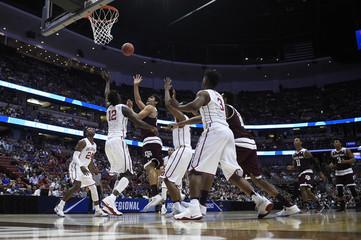 NCAA Basketball: NCAA Tournament-West Regional-Texas A&M vs Oklahoma