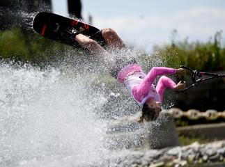 Pan Am Games: Waterski/Wakeboard