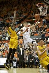 NCAA Basketball: California at Oregon State