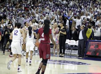 NCAA Womens Basketball: South Carolina at Connecticut