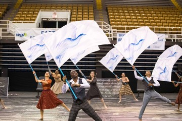 FloSports: FloMarching Winterguard International East Power Regional