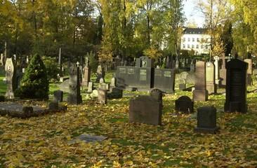 Oslo Memorial Cementery