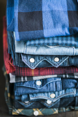 jeans shirts