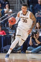 NCAA Basketball: St. Francis (PA) at Notre Dame
